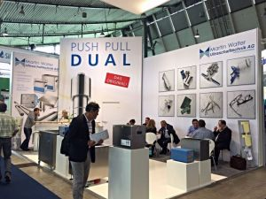 Messestand Parts2Clean 2016